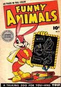 Fawcett's Funny Animals (1943) 10