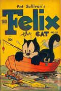 Felix the Cat (1948 Dell/Toby/Harvey) 25