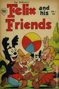 Felix the Cat and His Friends (1953) 1