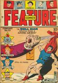 Feature Comics (1939) 131