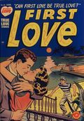 First Love Illustrated (1949) 10