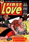First Love Illustrated (1949) 13