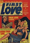 First Love Illustrated (1949) 16