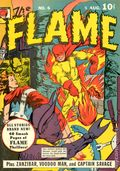 Flame (1940 Fox Features Syndicate) 6