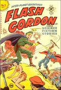 Flash Gordon (1950 Harvey) 2