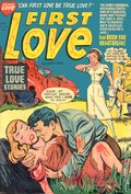 First Love Illustrated (1949) 20