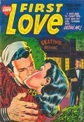 First Love Illustrated (1949) 35