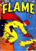 Flame (1940 Fox Features Syndicate) 4