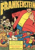 Frankenstein Comics (1945) 3