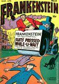Frankenstein Comics (1945) 6