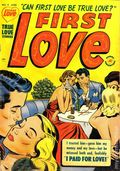 First Love Illustrated (1949) 9
