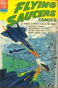 Flying Saucers (1967 Dell) 3