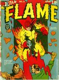 Flame (1940 Fox Features Syndicate) 5