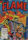 Flame (1940 Fox Features Syndicate) 8