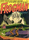Frogman Comics (1952) 4