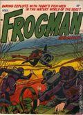 Frogman Comics (1952) 10