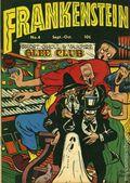 Frankenstein Comics (1945) 4