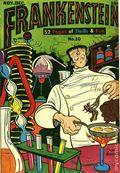 Frankenstein Comics (1945) 10