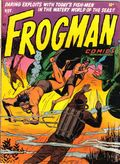 Frogman Comics (1952) 5