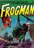 Frogman Comics (1952) 8