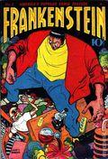 Frankenstein Comics (1945) 2