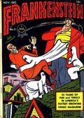 Frankenstein Comics (1945) 5