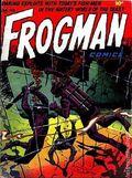 Frogman Comics (1952) 1