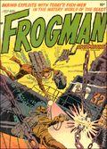Frogman Comics (1952) 3