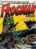 Frogman Comics (1952) 9