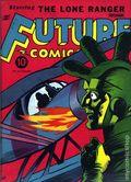 Future Comics (1940) 4