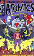 Atomics Worlds Within Worlds TPB (2001) 1-1ST