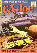 GI Joe (1951 Ziff Davis) 45