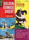 Golden Comics Digest (1969-1976 Gold Key) 4