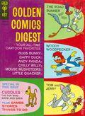 Golden Comics Digest (1969-1976 Gold Key) 5