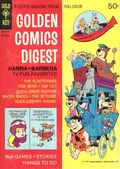 Golden Comics Digest (1969-1976 Gold Key) 7