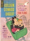 Golden Comics Digest (1969-1976 Gold Key) 23