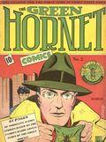 Green Hornet Comics (1940) 2
