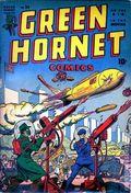 Green Hornet Comics (1940) 24