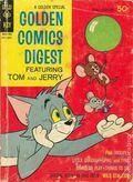 Golden Comics Digest (1969-1976 Gold Key) 13