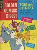 Golden Comics Digest (1969-1976 Gold Key) 25