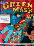 Green Mask Vol. 1 (1940) 7