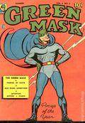 Green Mask Vol. 2 (1945) 2