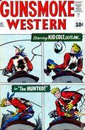 Gunsmoke Western (1955 Marvel/Atlas) 67