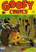 Goofy Comics (1943 Nedor/Standard) 1