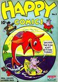 Happy Comics (1943) 3
