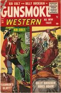 Gunsmoke Western (1955 Marvel/Atlas) 34