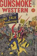 Gunsmoke Western (1955 Marvel/Atlas) 65