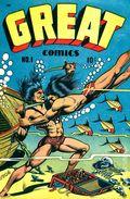 Great Comics (1945 Novack) 1A