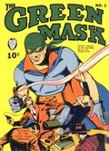 Green Mask Vol. 1 (1940) 1