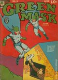 Green Mask Vol. 1 (1940) 5